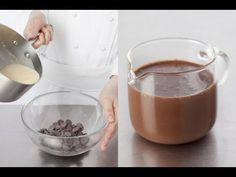Technique de cuisine : préparer une sauce au chocolat Cooking For Beginners, Cooking Tips, Cooking Recipes, Healthy Recipes, British Baking, Vegetable Recipes, Finger Foods, Yummy Food, Eat