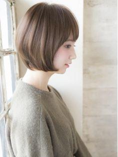 2016年最新版!小顔に見えるボブヘアーカタログ・参考になる髪型画像まとめ -page3 | Jocee
