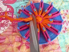 Bloom loom flower tutorial