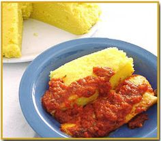 Cooking with Cathy's Recipes: Polenta