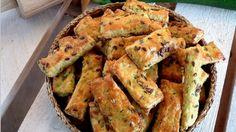 Zucchini sticks (recipe in Slovak) Healthy Baking, Healthy Snacks, Baby Food Recipes, Great Recipes, Healthy Breakfast On The Go, Vegetarian Recipes, Healthy Recipes, Good Food, Yummy Food