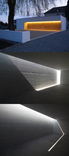 La magia de la LUZ - Juri Troy Architects