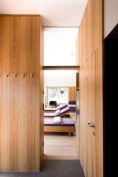 saunahaus tauss - Möbelbau Breitenthaler, Tischlerei Divider, Room, Furniture, Home Decor, Carpentry, Bedroom, Decoration Home, Room Decor, Rooms