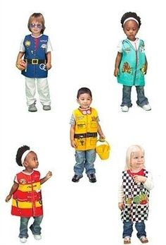 * CAREER TODDLER SET FIREFIGHTER COOK CONSTRUCTION VET POLICE DRESS UPS - DEX308 >>> This is an Amazon Affiliate link. You can get more details by clicking on the image.