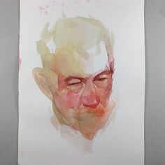 """9/29/2017 watercolor    9x12"""" on Arches hot press paper    #watercolor #art #painting #fineart #contemporaryart #arte #instagram #instartistic #handpainted  #watercolour #nickrungeart"""