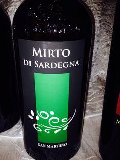 Mirto Bianco di Sardegna fatto con foglie di Mirto.