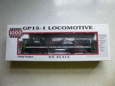 Proto 1000 Norfolk Southern GP15-1 #1452 HO Scale Locomotive w/ Box #Proto1000
