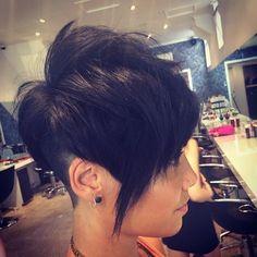 I like the longer bangs
