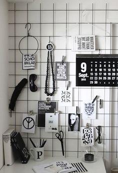 work space hanger