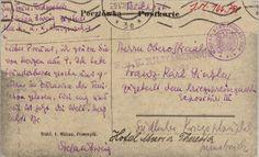 eigenhändiger Text von Stefan Zweig. Postkarte an Franz Karl Ginzkey vom 17. Juli 1915; copyright: Wienbibliothek, Handschriftensammlung, H.I.N. 166798 Monat August, Stefan Zweig, Bullet Journal, Stickers, Objects, Postcards, Decals