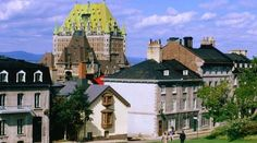 Québec City, the crown jewel of French Canada  Home to the most picturesque hotel in the world, this French-Canadian city is a bastion of history, beauty and old-world charm.