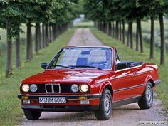 BMW 3-series E30 Cabrio