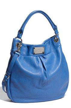 marc jacobs hobo blue