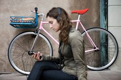 Bike Porter manillar con cesta integrada. www.avantum.info/bike-porter