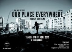 www.pocomdesign.com » Julien Gueneau Photographe – Flyer