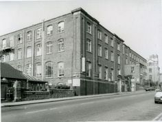 Atlas Mill, Chorley Old Road Bolton, now demolished and replaced with Morrisons
