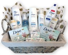 Dove Gift Basket Giveaway Canada Only Closes 10/10