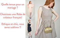 Un mariage ? Shoppez une Robe de jeunes créateurs français sur ChezVanessa.com