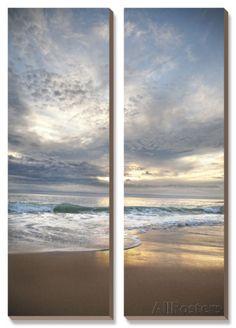 180e, 64x91, canvas, Sunset Splendor Canvas - taidesarja