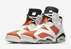 b82183cf9c033f Official Air Jordan 6 Gatorade launch page. View detailed imagery
