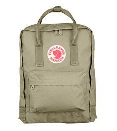 Fjallraven Classic Kanken Backpack Bag - Putty