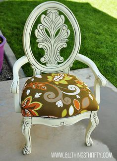refinishing chair