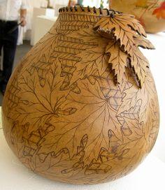 Calabash Gourd Art 2009
