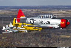 North American AT-6D Texan aircraft picture