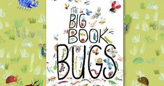 It's summer and the bugs are out so let's draw them with illustrator Yuval Zommer
