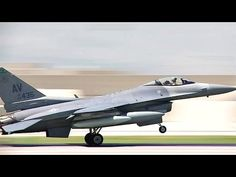 USAF F16s Landing In Afghanistan. A team of Airmen from the 555th Fighter Squadron at Aviano Air Base flew into Bagram Afghanistan to support operations Freedom Sentinel and Resolute Support. Video by Senior Airman William Branch | 455th Air Expeditionary Wing Military Videos. Military Videos, Military News, Armed Forces, Afghanistan, A Team, Landing, Fighter Jets, Freedom, Base