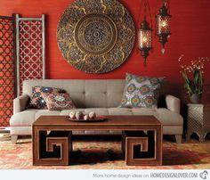 20 Unique Living Room Wall Decors