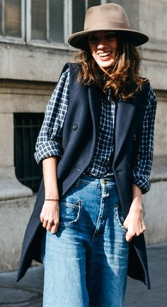PFW F15 / by Tommy Ton / style.com