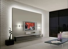 Modern tv cabinet design for living room modern wall unit best modern wall ideas on room . modern tv cabinet design for living room modern cabinet designs Wall Unit Designs, Tv Wall Design, Tv Unit Design, Ceiling Design, House Design, Modern Tv Cabinet, Modern Tv Wall Units, Modern Wall, Painel Tv Sala Grande