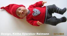 Baby born Opskrift nr. 34