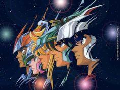 Cavaleiros dos Zodíacos-Clássico
