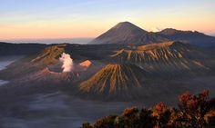 Mount Bromo at sunrise (Dreamstime)