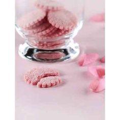 Recette - Sablés aux biscuits roses | Notée 4.1/5