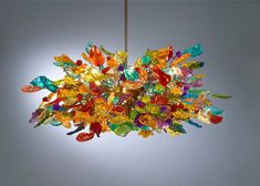 http://sosuperawesome.com/post/153566724708/leaf-and-bubble-chandeliers-by-yehudalight-on-etsy