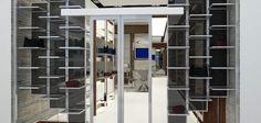CCS2 | Beka Stand Raf Sistemleri mağaza raf dekorasyonu