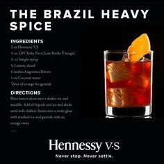 Brazil heavy spice