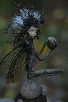 Root creature by chicorydellarts.com