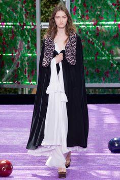 Christian Dior Fall 2015 Couture Fashion Show - Sofia Mechetner