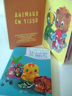 'Tacalogue de jouets' by Nathalie Lete.