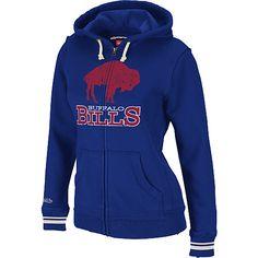 Buffalo Bills Zip Up