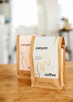 How to Make the Perfect Cup, According to California's Coolest Coffee Brand Coffee Packaging, Coffee Branding, Food Packaging, Coffee Labels, Chocolate Packaging, Bottle Packaging, Beer Labels, Design Package, Label Design