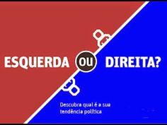 Usina Cultural: Teste seu perfil ideológico e descubra se você é de esquerda ou de direita