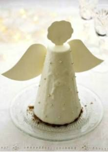 Cute angel - Put each grandchild's picture on it as a placecard!