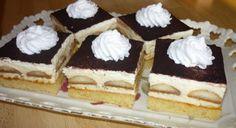 Šeherezádin sen. Czech Recipes, Ethnic Recipes, Desert Recipes, Sweet Life, Carrot Cake, Nutella, Baked Goods, Tiramisu, Deserts
