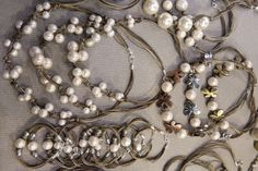 Dall'Argentina, perle, colori tenui, materiali naturali per uno stile inconfondibile!
