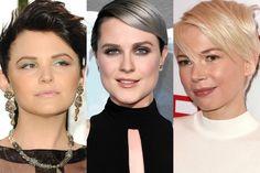 Cabelo curtinho: três atrizes mostram como variar o penteado